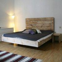 bauholz betten timber classics. Black Bedroom Furniture Sets. Home Design Ideas